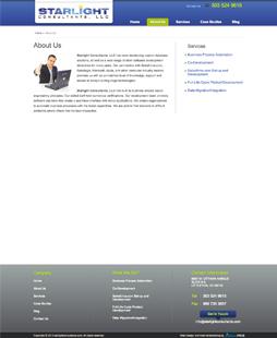 Starlight Consultants Inc